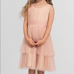 Soft Tulle Flower Girl Dress by Jenny Yoo
